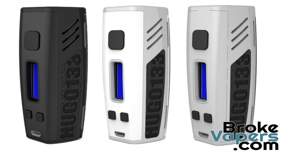 Authentic Hugo 133 133W TC Box Mod