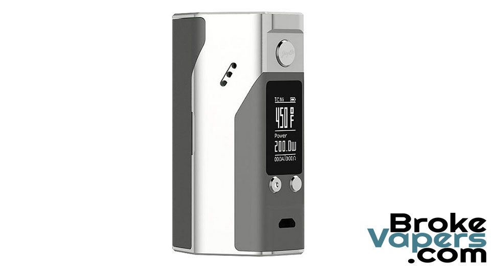 Authentic Wismec Reuleaux RX200S Box Mod