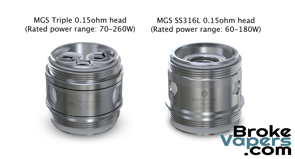 Joyetech Ornate Coils