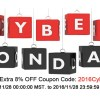 3FVape Cyber Monday Sale