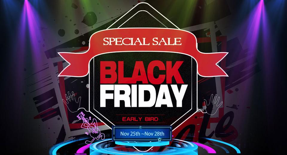 Cigabuy Black Friday/Cyber Monday Sale