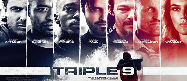Triple 9 Review Header