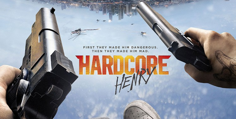 Hardcore Henry Review Header