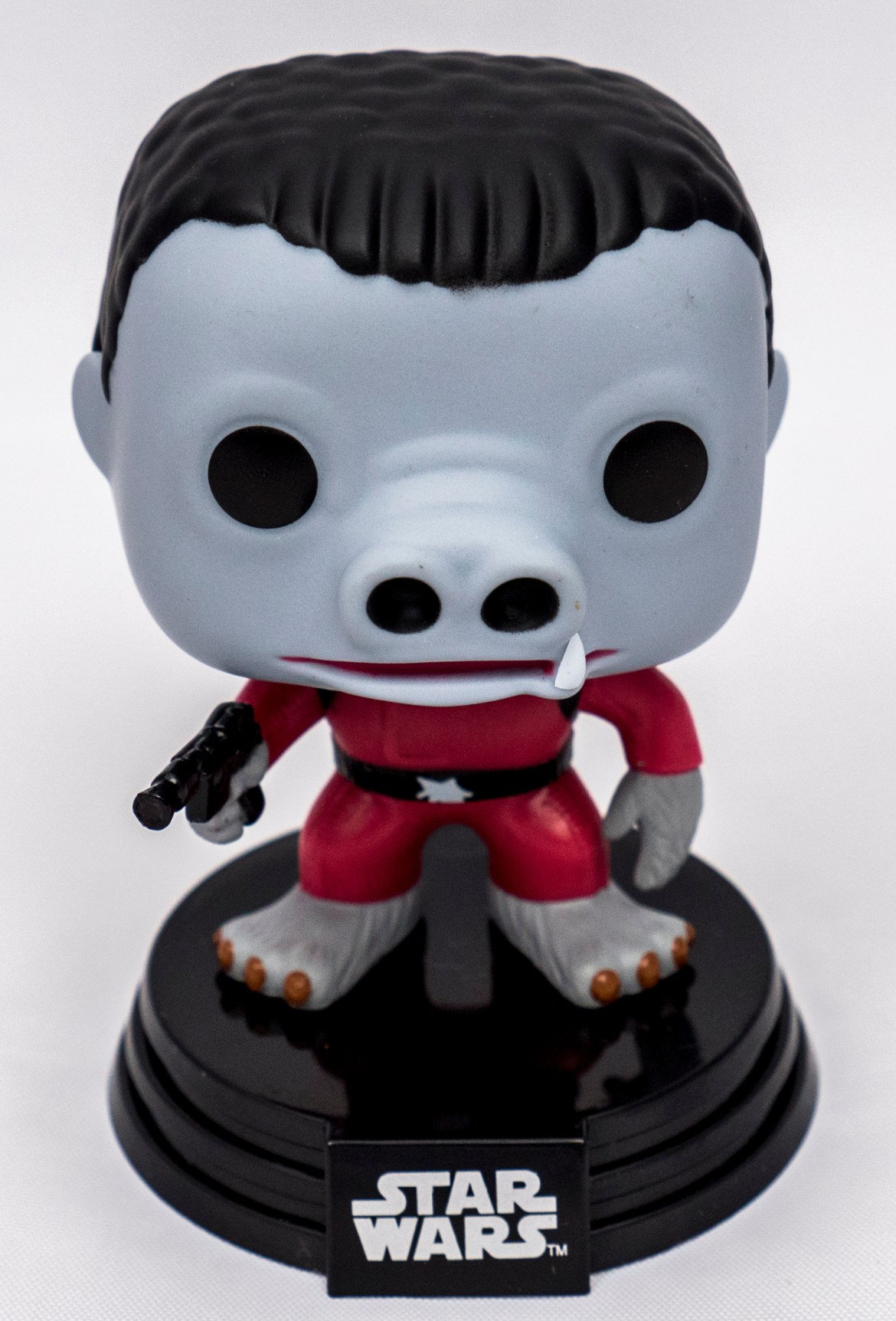 Smuggler's Bounty March 2016 Red Snaggletooth Pop Figure