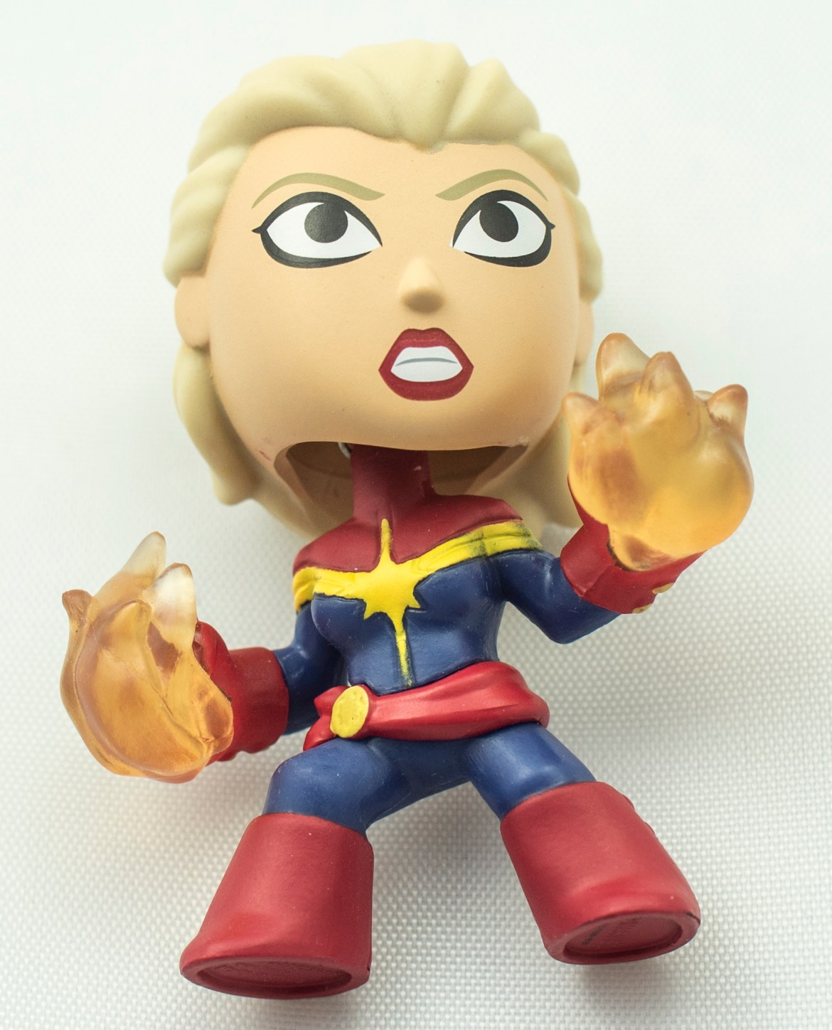 Captain Marvel Pop Mini Marvel Collector Corps June 2016
