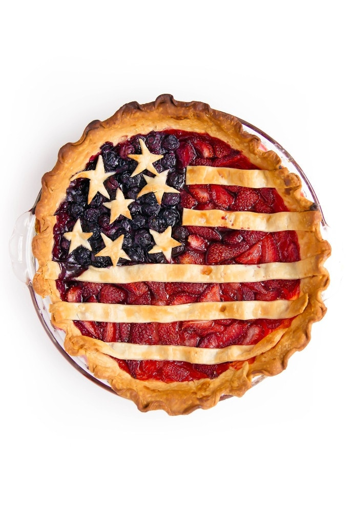 Miss American Pie from Brome Bakery [Independence Day Menu Ideas at High-Heeled Love]