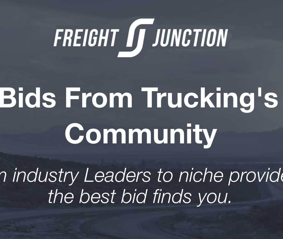 Freight Junction is the Load Board for the 21st Century - BroMag
