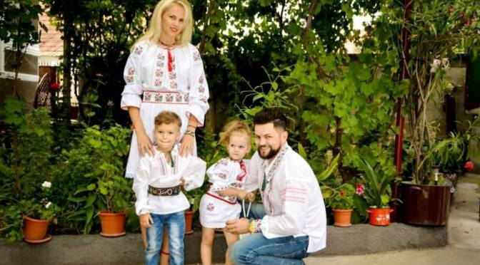 Costume populare pentru copii