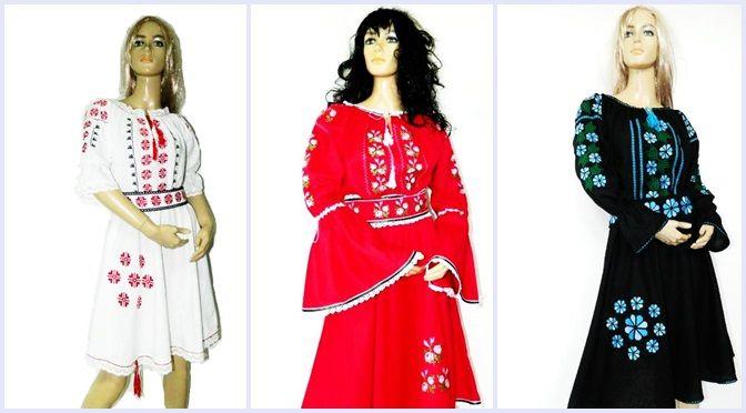 rochii populare