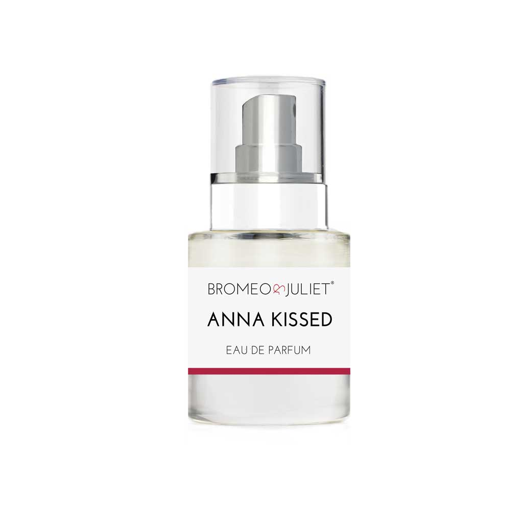 Anna Kissed