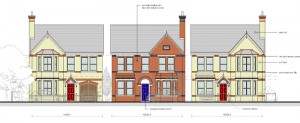 Housing Development Oswestry