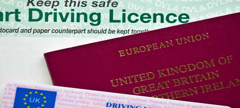 DVLA Phasing Out Paper Driving Licences