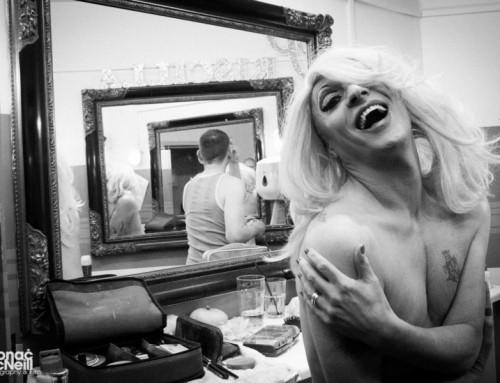 Seretta Wilson  Bronac McNeill Actress Headshot Photography