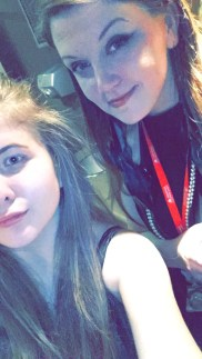 Bronagh and Becky