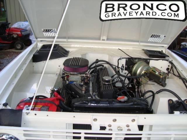 Bronco Graveyard Registry