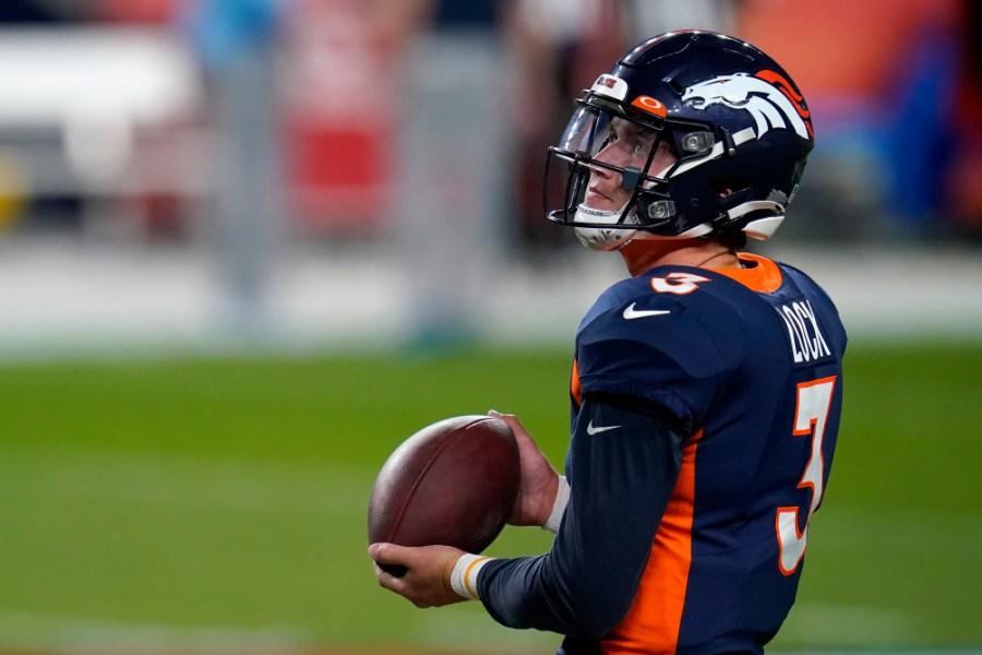 Nfl Power Rankings Denver Broncos Fall After Drew Lock Injury