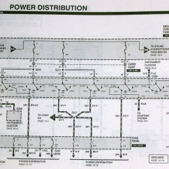 Ford Wiring Diagram 2001 Pontiac Grand Am Car Stereo 94 Bronco Fuel Pump No Power?? - 80-96 66-96 Broncos Early & Full Size