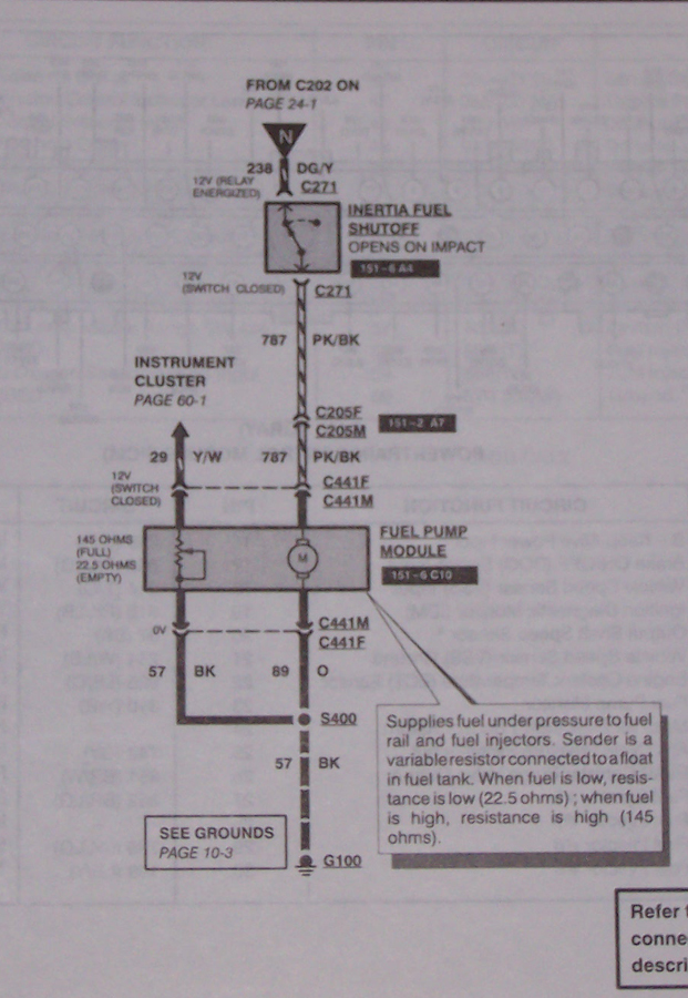 Can't locate a wiring diagram for 1987 Bronco with a