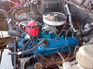 engine swapped  8096 Ford Bronco Tech Support  6696