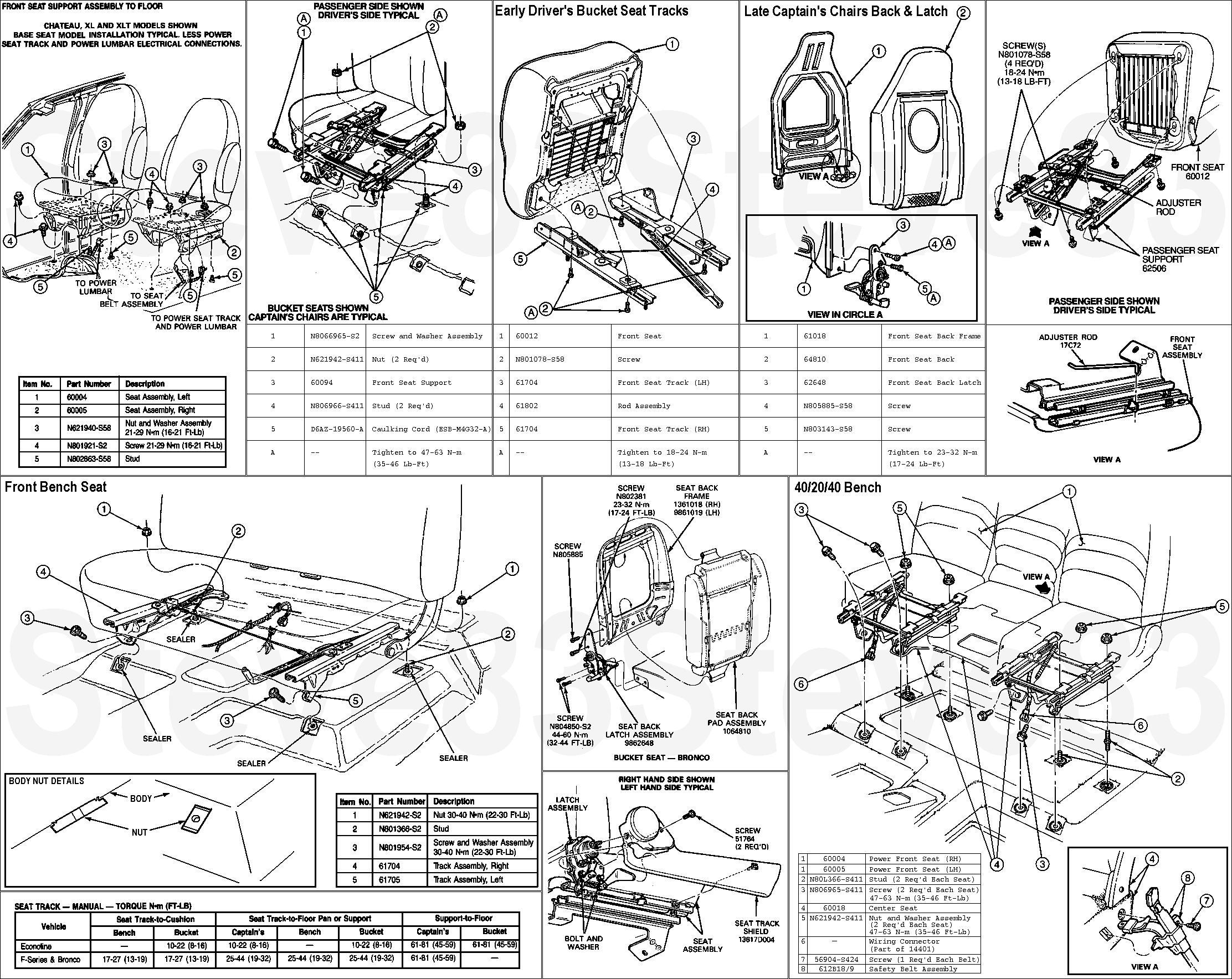 96 Ford Explorer Wiring Diagram, 96, Free Engine Image For