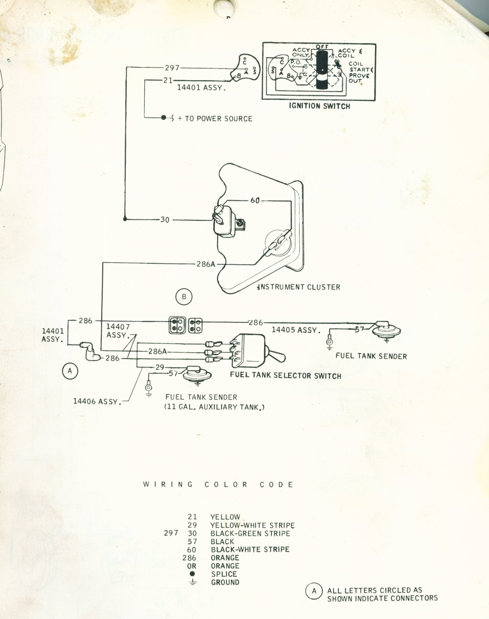 medium resolution of ford fuel gauge wiring diagram wiring diagram article review ford fuel gauge ford circuit diagrams