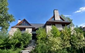 Custom Cottage, Ontario, Canada