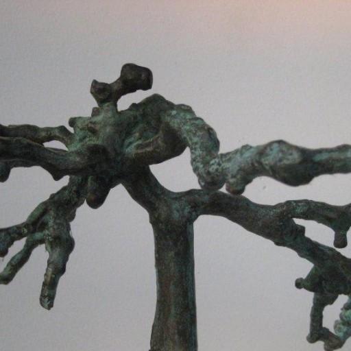 Logo Atelier de Jutteakker - Bronzen Levensboom