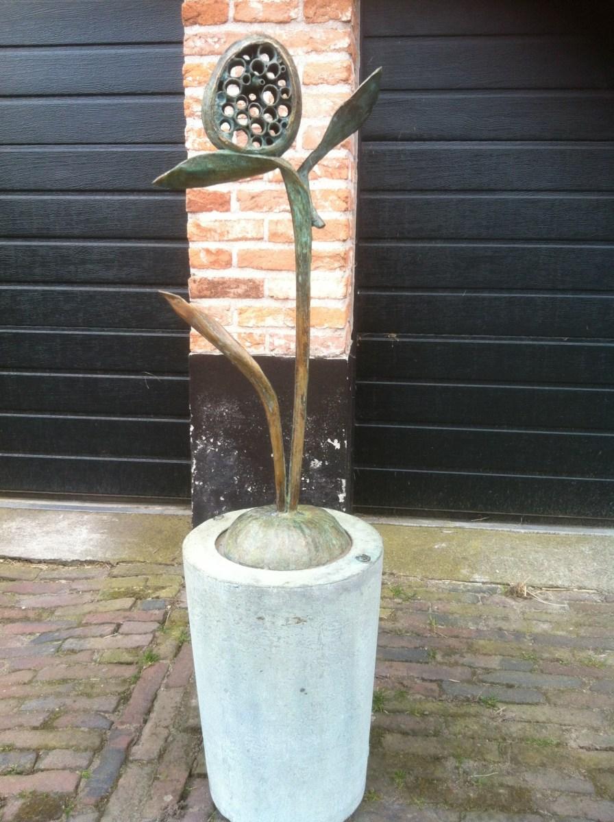 BEE-COLLECTIE, geinspireerd door de natuur, solitaire bij, Atelier de Jutteakker