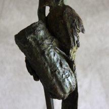 """""""Birds""""-Atelier de Jutteakker."""