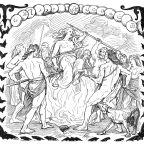 Bronsålderns religion del 7: Myter