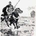 Njord och Frej som hästtvillingar