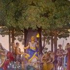Eldsritualer under bronsåldern i Indien och Norden
