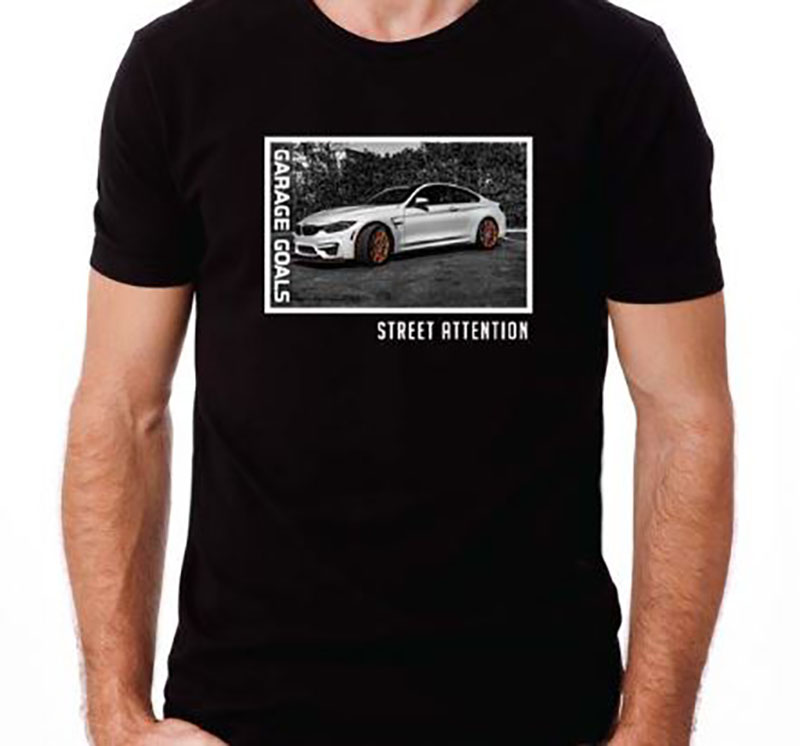 Look the Part with Our Super Car Clothing