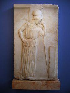 768px-Acropole_Musée_Athéna_pensante