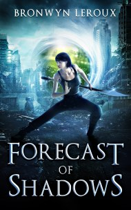 Forecast of Shadows by Bronwyn Leroux