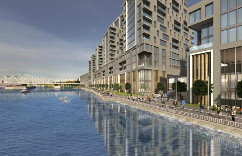 $30M Bronx Waterfront Site Could Give Way To Residential Towers