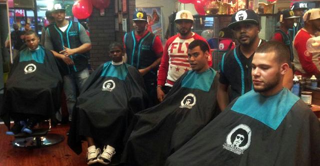 Barbershop After Dark  The Bronx Journal