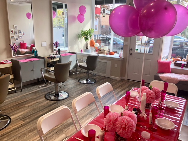Bronx Hair Salon Offers Spa Parties for Kids