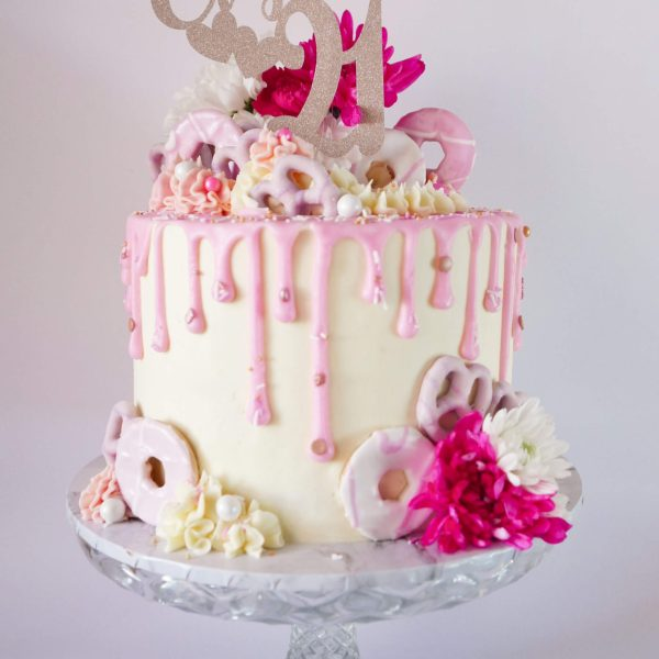 Party Cake Pink