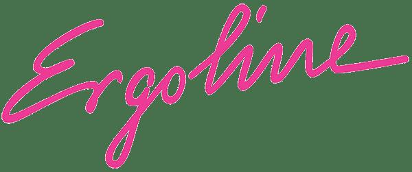 Logo Ergoline Romania roz