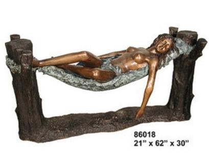 Bronze Nude Table
