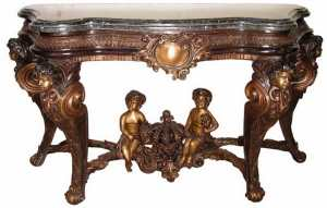 Bronze Designer Table