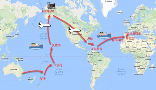 环游世界100天 如何规划三 小资族非背包客玩法