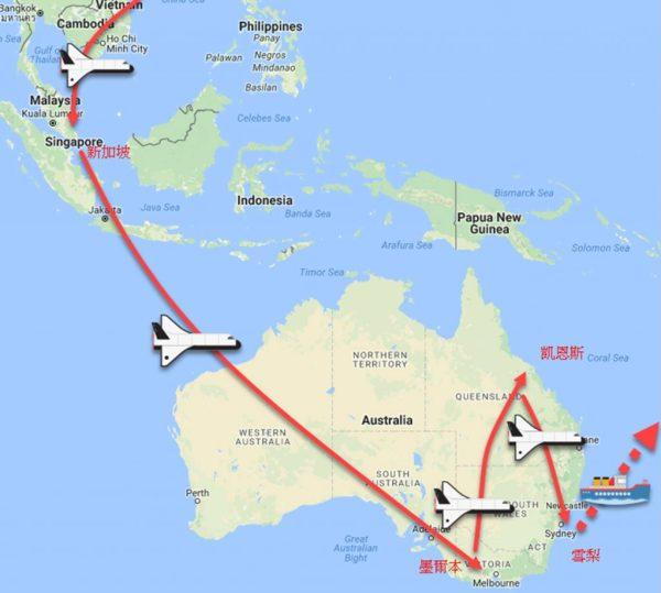 東澳自由行 - 環遊世界100天第一部曲