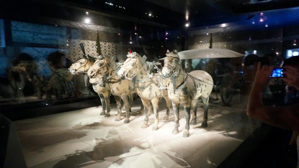 西安自由行 - 陝西歷史博物館