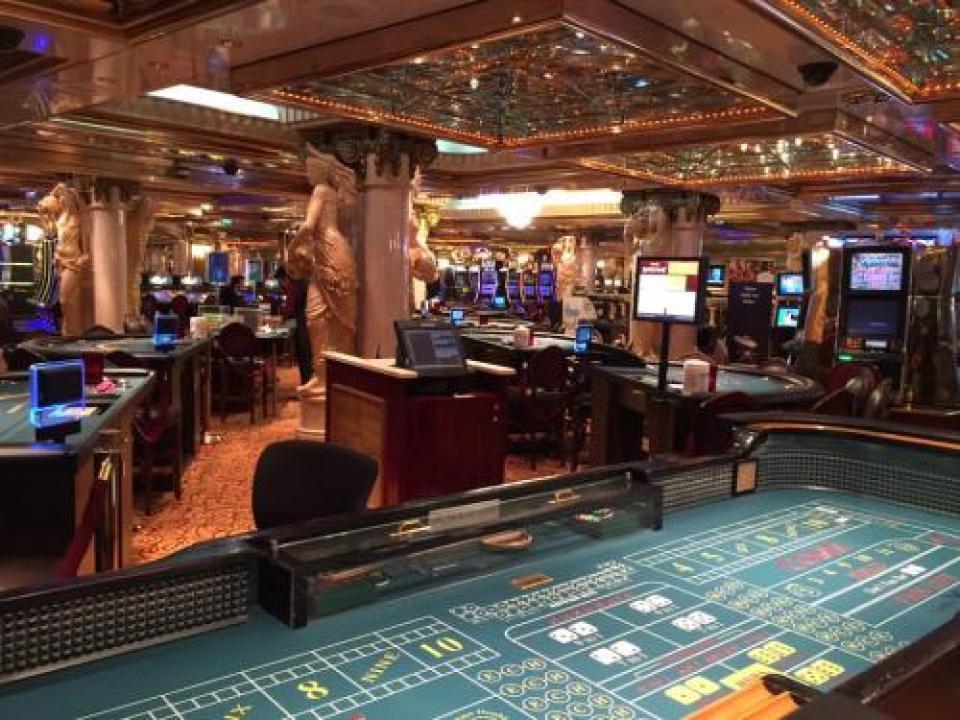 郵輪上的賭場