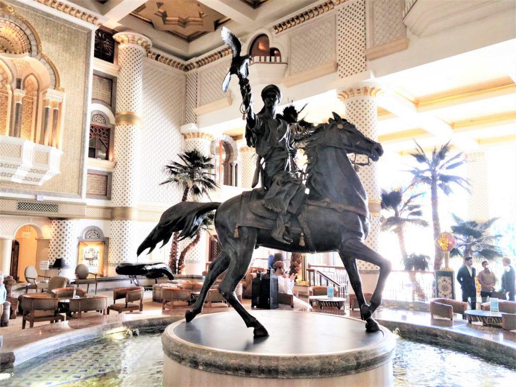 阿曼馬斯喀特一日遊 - 馬斯喀特凱悅大酒店