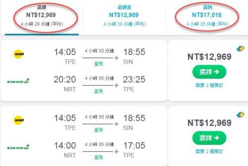 2019年寒假過年郵輪推薦一 新加坡航向東京的郵輪