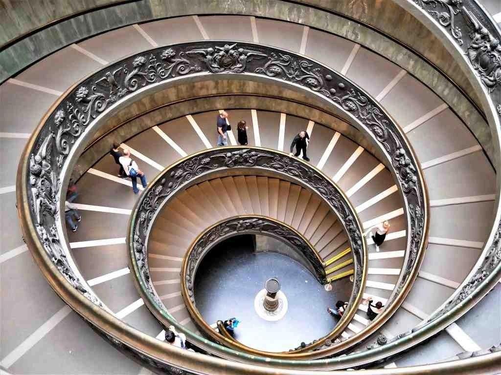 義大利自由行 - 梵蒂岡博物館 (Musei Vaticani)