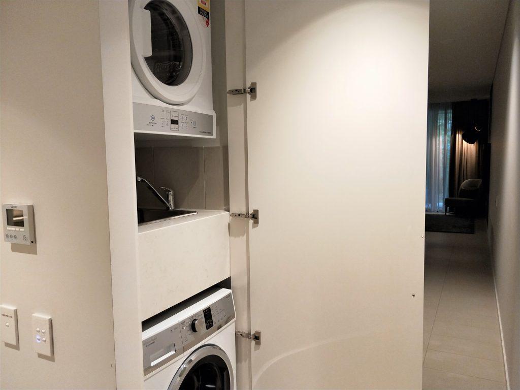 雪梨住宿 - 洗衣机和烘干机